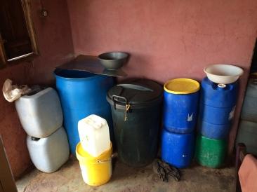 Water storage 1